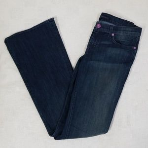 Rock & Republic Dark Wash Bootcut Jeans 29